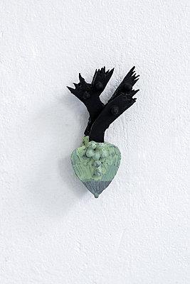Sacrés Coeurs of Christine Destours - p1371m1423827 by virginie perocheau