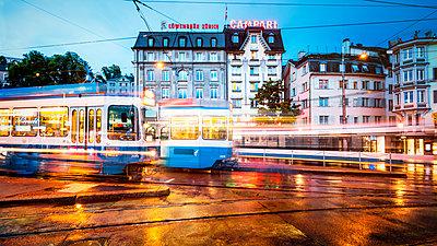 Zurich - p416m1497964 von Jörg Dickmann Photography