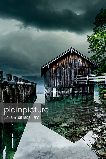 Walchensee - p248m1051808 by BY
