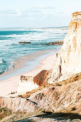 Coast in Portugal - p299m2164254 by Silke Heyer