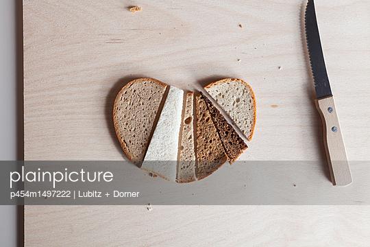 Ich liebe frisches Brot! - p454m1497222 von Lubitz + Dorner