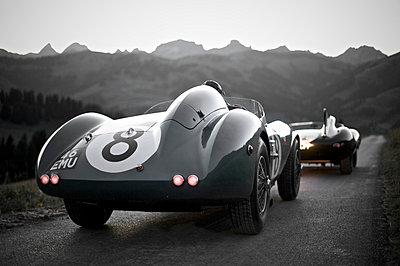 Old racing cars - p1980111 by David Breun
