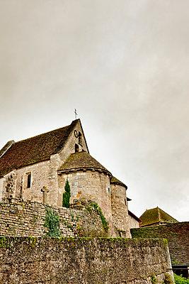 Church, Midi-Pyrénées, Creysse - p248m966690 by BY