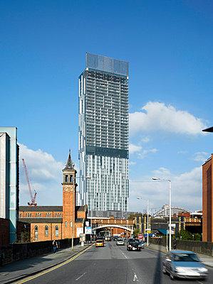 Hilton Tower, 303 Deansgate, Manchester. - p8550727 by Daniel Hopkinson