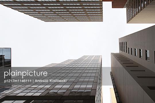 Fassade 9 - p1217m1146111 von Andreas Koslowski