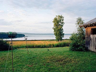 Summer, Sweden - p1177m965849 by Philip Frowein