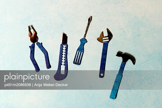 Werkzeug - p451m2086938 von Anja Weber-Decker