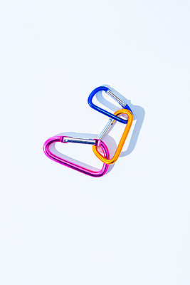 Carabiners - p1149m2298051 by Yvonne Röder