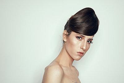 Old Fashion look transgender girl - p1561m2133253 by Andrey Cherlat