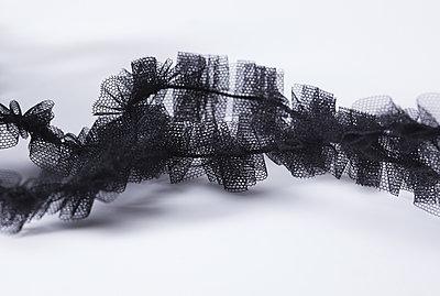 Black Ribbon - p1371m1425314 by virginie perocheau