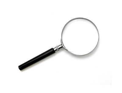 A magnifying glass Sweden. - p31218014f by Philip Laurell