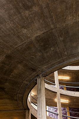 Parkhaus - p1611m2184059 von Bernd Lucka