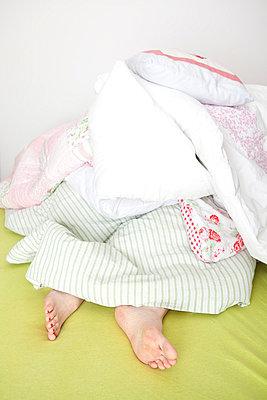 Sleeping woman - p4540646 by Lubitz + Dorner