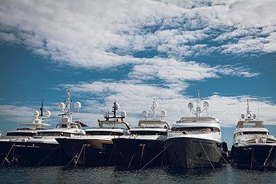 Jachten - p1150m2014705 von Elise Ortiou Campion