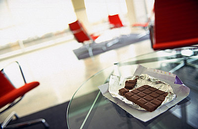 Chocolate in the office - p2681103 by Rui Camilo
