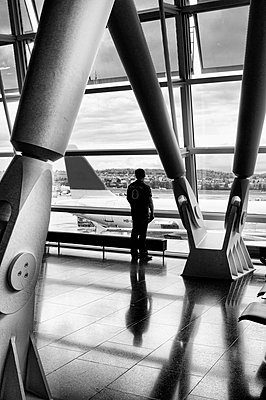 Airport in Athens - p1445m2125671 by Eugenia Kyriakopoulou