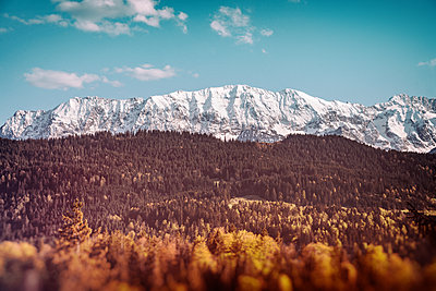 Germany, Wetterstein - p1640m2245896 by Holly & John