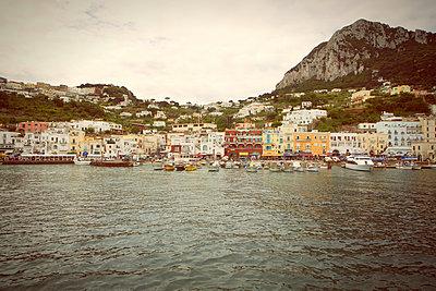 Marina Grande on Capri - p294m944510 by Paolo