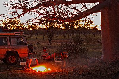 Outback - p022m740471 von Drecoll
