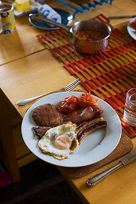 English Breakfast - p1064m1451977 von Esmeralda