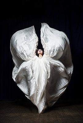 Ballerina, Angel - p1139m2216295 by Julien Benhamou