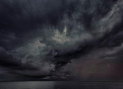 Wolkenformation Ostsee - p1370m1445210 von Uwe Reicherter