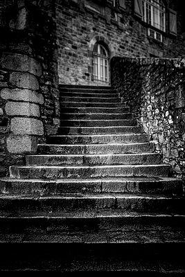 Steile Gasse - p248m1515244 von BY