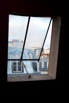 Attic window - p7560039 by Bénédicte Lassalle