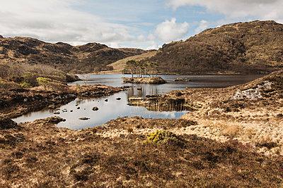 Loch Druim Suardalain - p1477m2038999 by rainandsalt