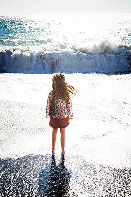 Pacific ocean - p756m1042792 by Bénédicte Lassalle