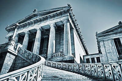 Greek national library - p1445m2125670 by Eugenia Kyriakopoulou