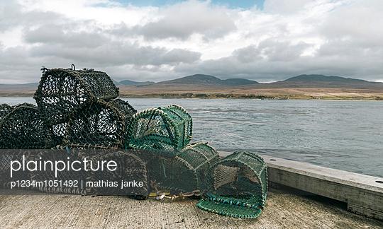 Blick auf die Isle of Jura - p1234m1051492 von mathias janke