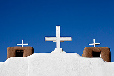 Three crosses - p4451036 by Marie Docher