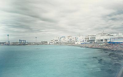 Resort and beach on Gran Canaria - p1342m1332655 by Sebastian Burgold