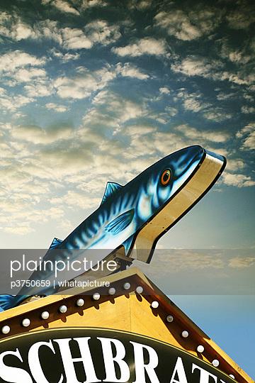 Bratfisch - p3750659 von whatapicture