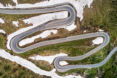Switzerland, Valais, Nufenen Pass - p300m2013055 by Stefan Schurr