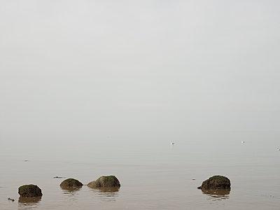 Norfolk Beach, Holkham, East Anglia - p591m1091426 von Celine Marchbank