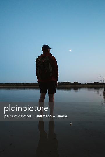 Sommerabend - p1396m2052746 von Hartmann + Beese