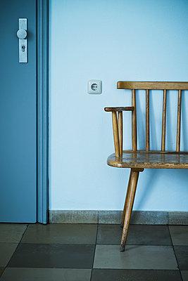 Waiting hall - p1149m1486642 by Yvonne Röder