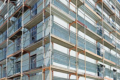 Baustelle - p1203m1475449 von Bernd Schumacher