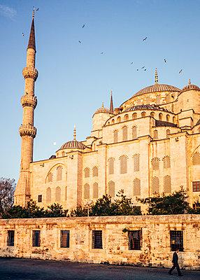 Türkei, Istanbul, Moschee - p1085m2203566 von David Carreno Hansen