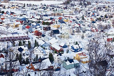 View of Tromsö - p1203m1189811 by Bernd Schumacher