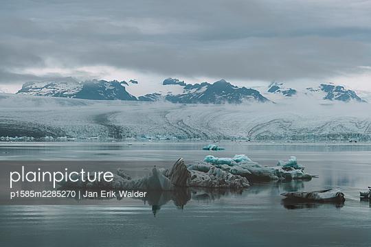 Vatnajökull - p1585m2285270 by Jan Erik Waider