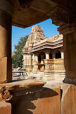 Ruinen von Jodhpur - p1259m1111466 von J.-P. Westermann