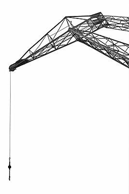 Harbour crane - p1686m2288526 by Marius Gebhardt