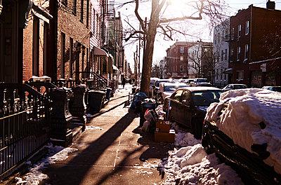 Winter in New York - p584m960277 by ballyscanlon