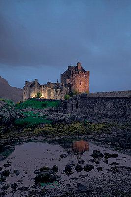 Eilean Donan Castle - p3300216 von Harald Braun
