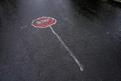 Stop - p417m1018687 von Pat Meise