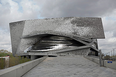 Philharmonie de Paris - p445m1128802 by Marie Docher