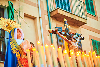Easter Monday procession - p885m1424888 by Oliver Brenneisen